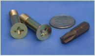 Creare Lightweight high torque fastener