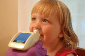 Nebulizer for drug delivery