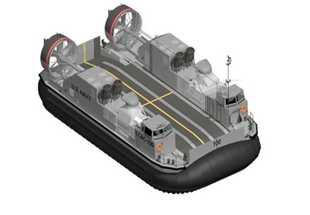 Creare Applies Its Turbomachinery Expertise to Hovercraft Lift Fan