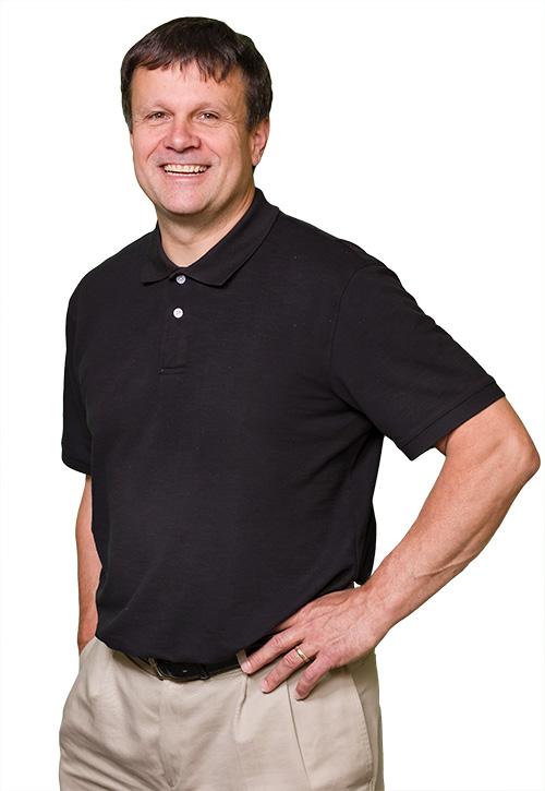 Dr. Bruce Pilvelait