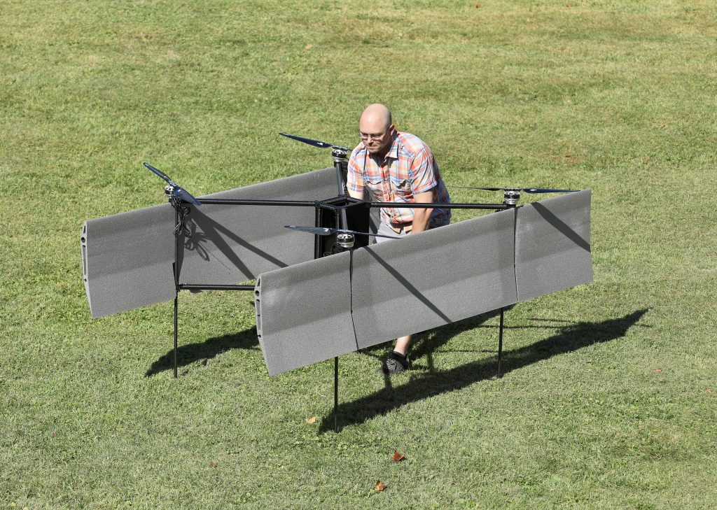 Innovative Creare Drones Presented to American Geophysical Union